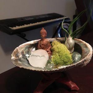Mini Buddha Zen Garden.